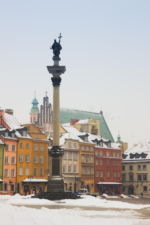 Download Old Town Square, Warsaw, Poland Stock Photo - Image: 27234552