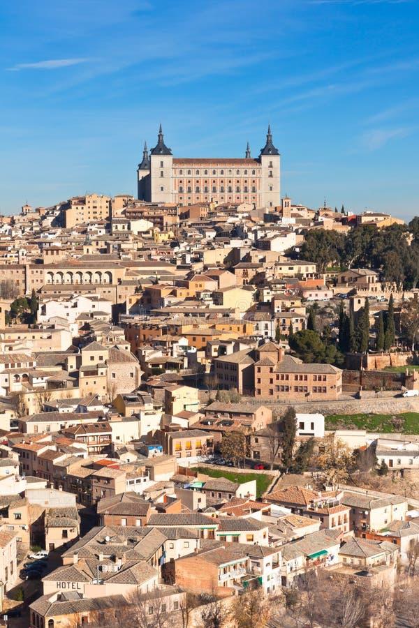 Old town of Toledo, Spain stock photos