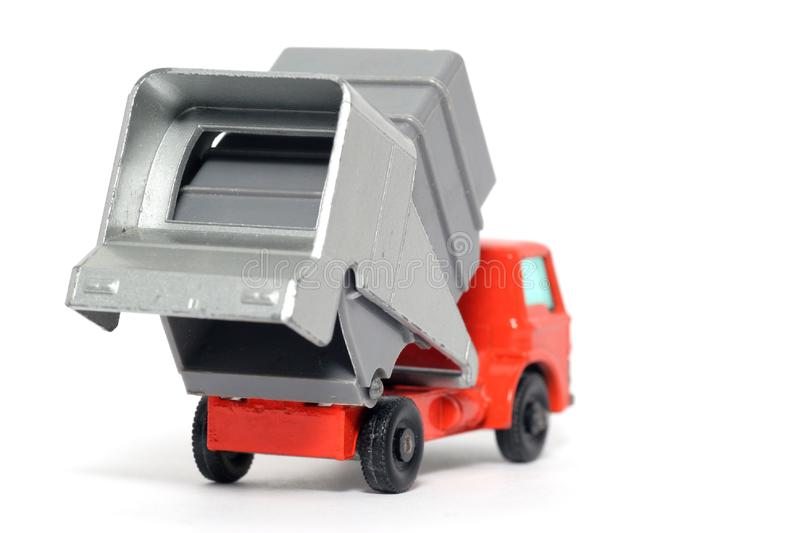 Download Old toy car Refuse Car stock image. Image of collection - 1973993