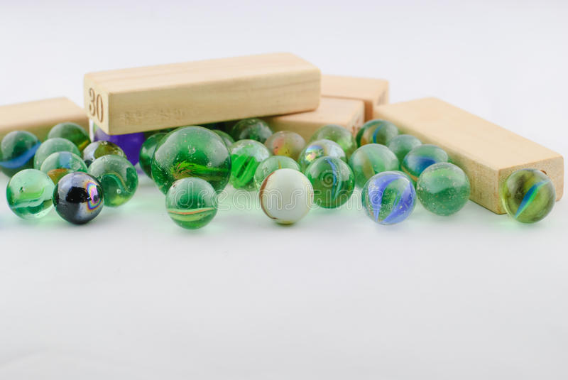 Download Old toy marbles stock photo. Image of leisure, childhood - 50938252