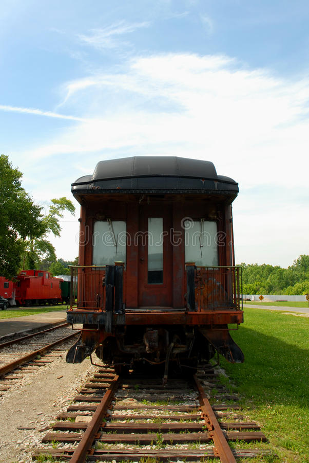 Old Train stock photography