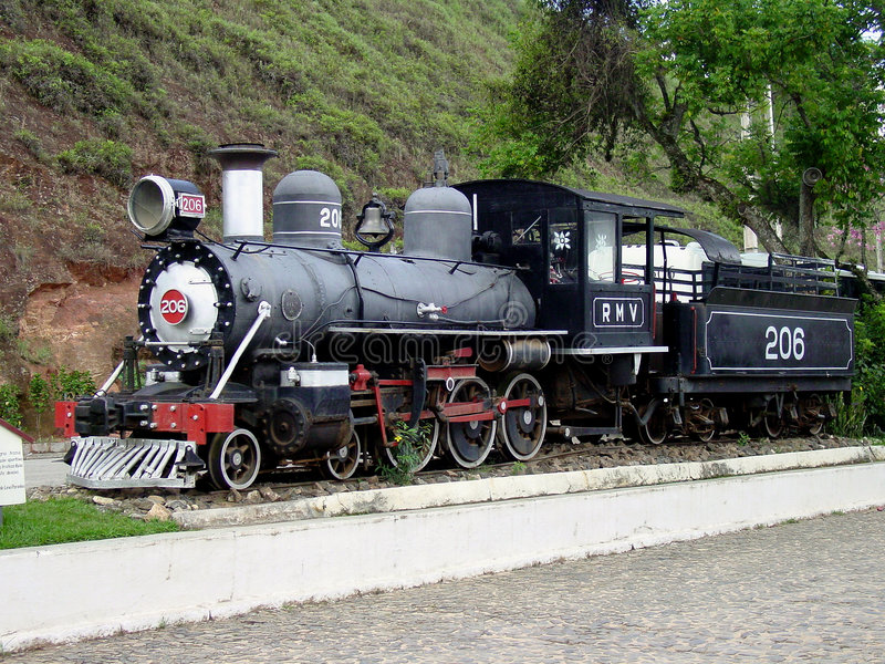 Download Old Train Royalty Free Stock Image - Image: 502006