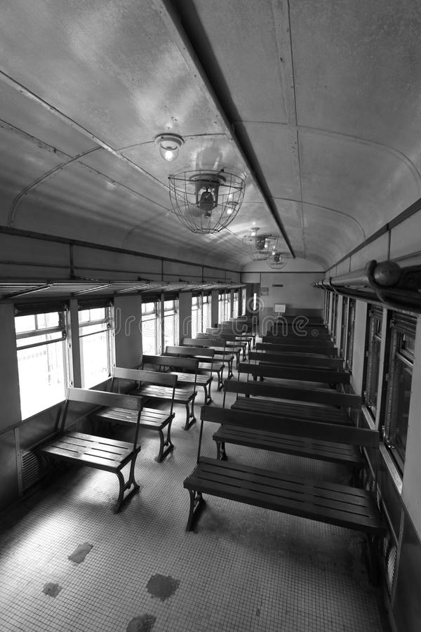 Free Old Train Interior Royalty Free Stock Images - 15172669
