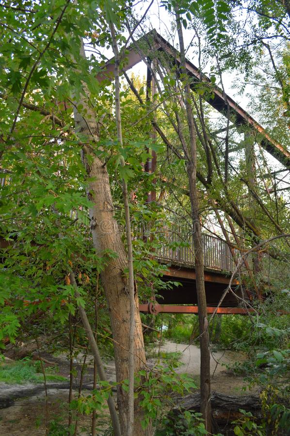 Download Old trolly bridge stock image. Image of arch, bridge - 98594983