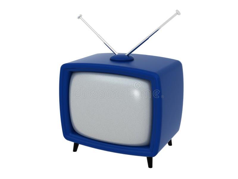 Download Old TV   3D stock illustration. Image of electronics - 11798207