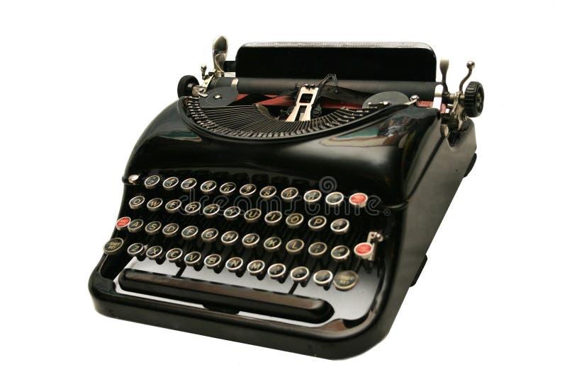 Old Typewriter I stock photos