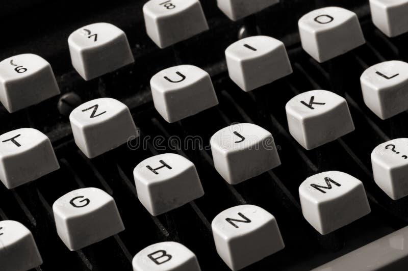 Download Old Typewriter Keyboard Royalty Free Stock Images - Image: 21330719