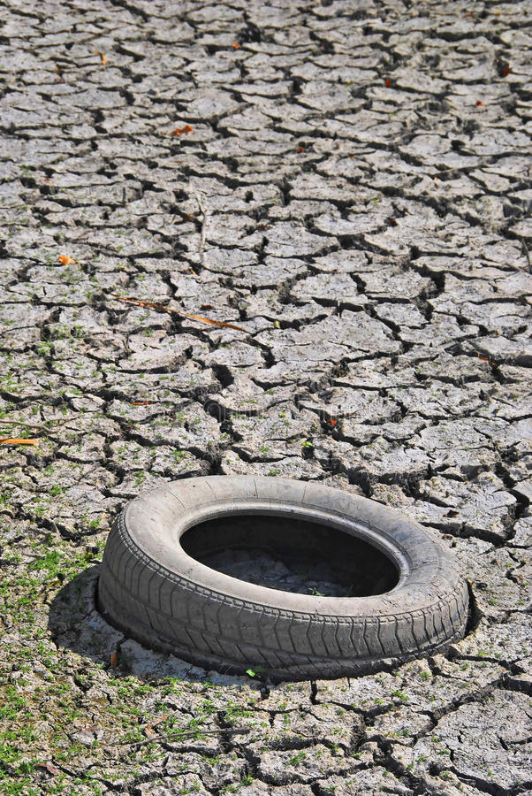 Download Old tyre stock photo. Image of contaminate, textured - 20865242