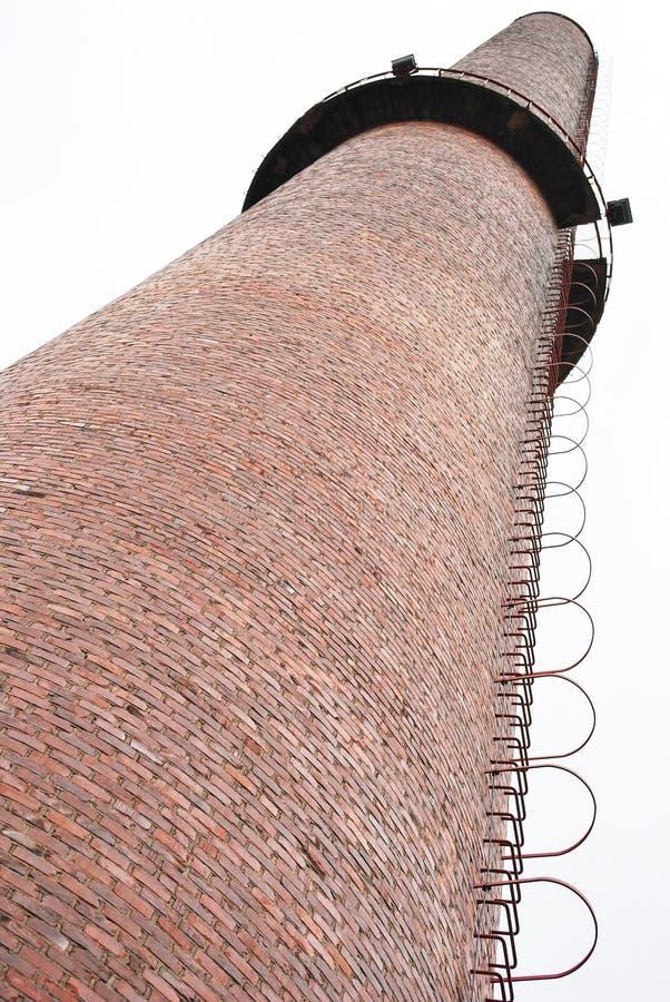 Free Old Unused Smoke Stack Royalty Free Stock Photo - 10007705