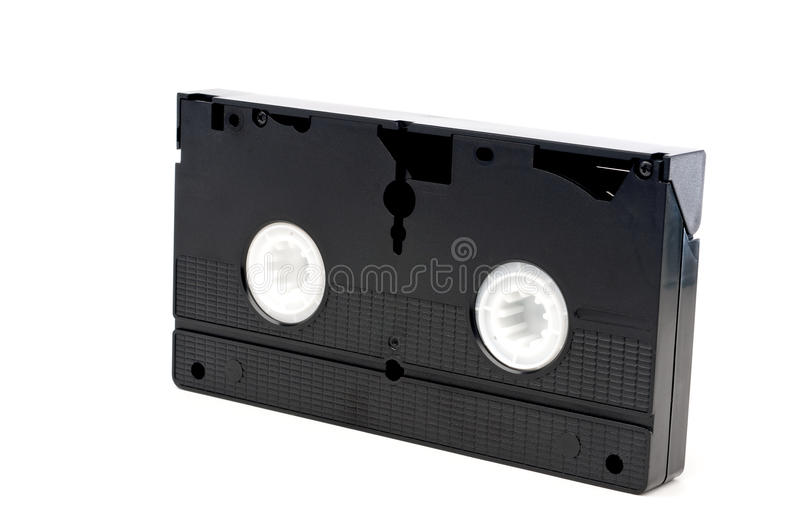 Download An Old VHS Video Tape Royalty Free Stock Image - Image: 11301106