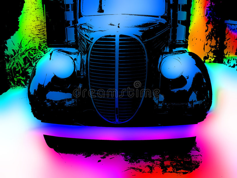 Download Old Vibrant Truck Stock Photos - Image: 908043