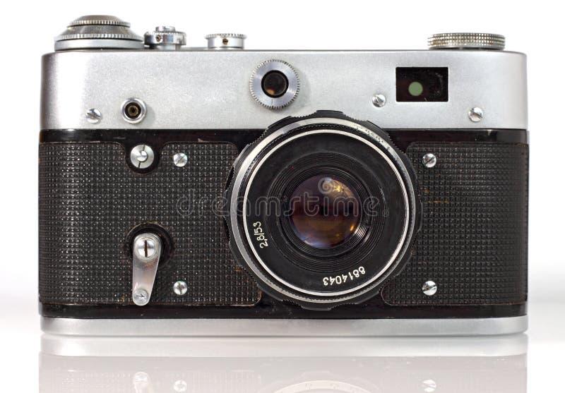 Old Viewfinder  Photo Camera Royalty Free Stock Photos