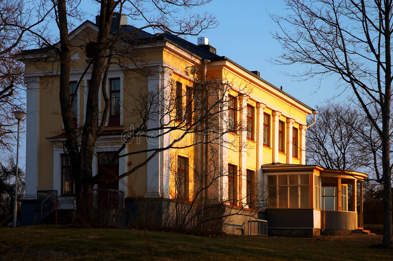 Download Old Villa Stock Images - Image: 1717254