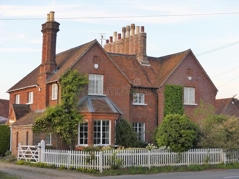 The Old Village Shop, Latimer Road, Chenies stock photography