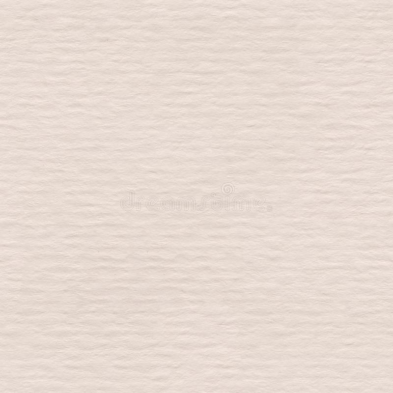 Old vintage beige paper texture. Seamless square background, til royalty free stock images
