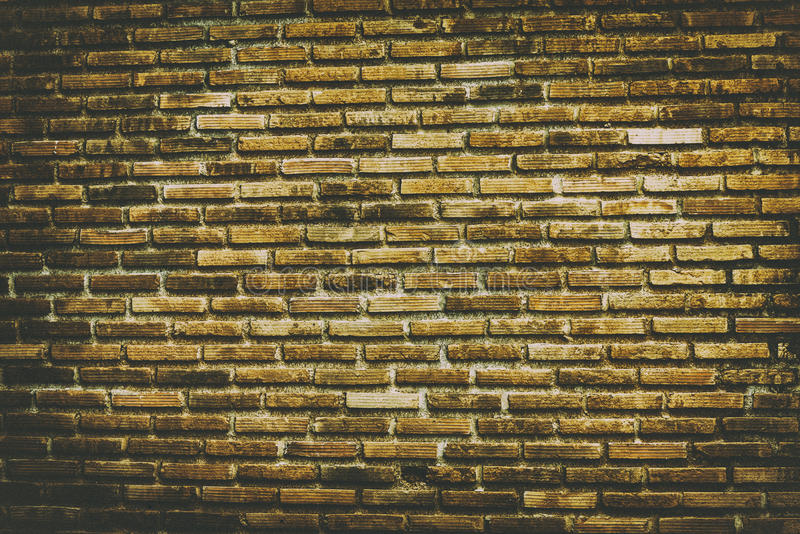 Old vintage brick wall background and textures. Vintage brick wall background and textures stock images
