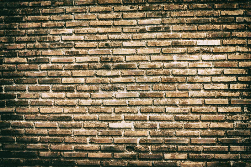 Old vintage brick wall background and textures. Vintage brick wall background and textures stock photography