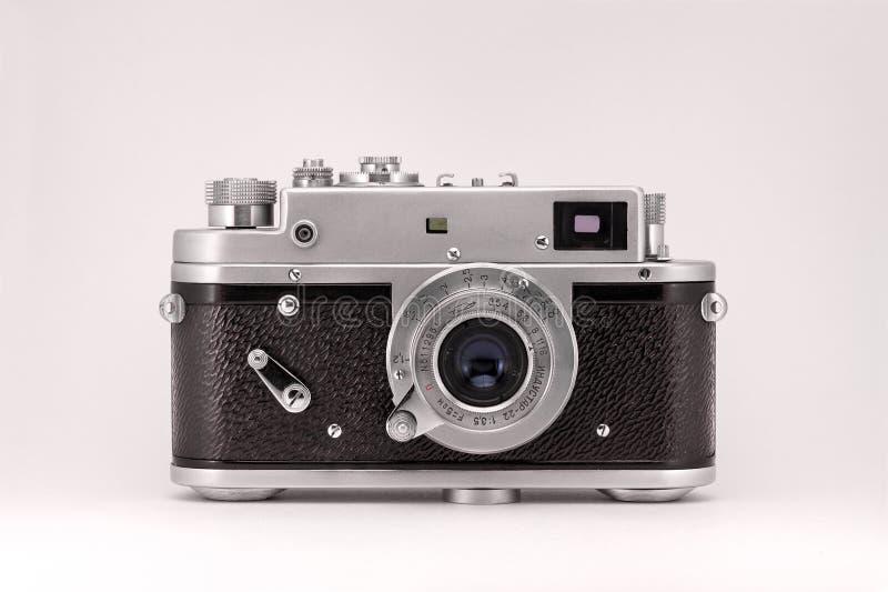 Old vintage camera stock photo. Image of instrument, shot ...