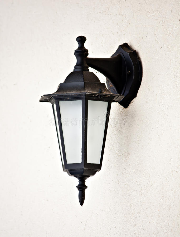 Download Old Vintage Outdoor Lantern Wall Hanging Lamp Stock Photo   Image  Of Light, Wall