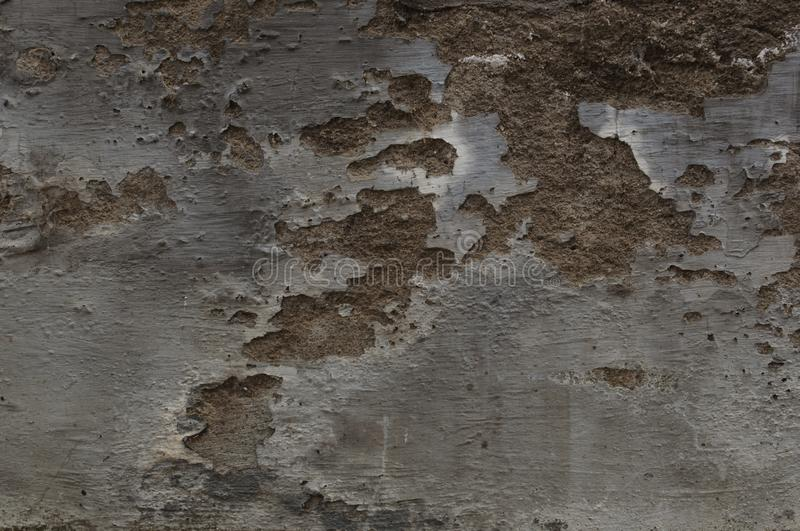 Old Vintage Pain Peeling Wall Cracks Texture for background and design art work. Vintage Seamless Old Pain Peeling Wall Cracks Texture for background and design royalty free stock image