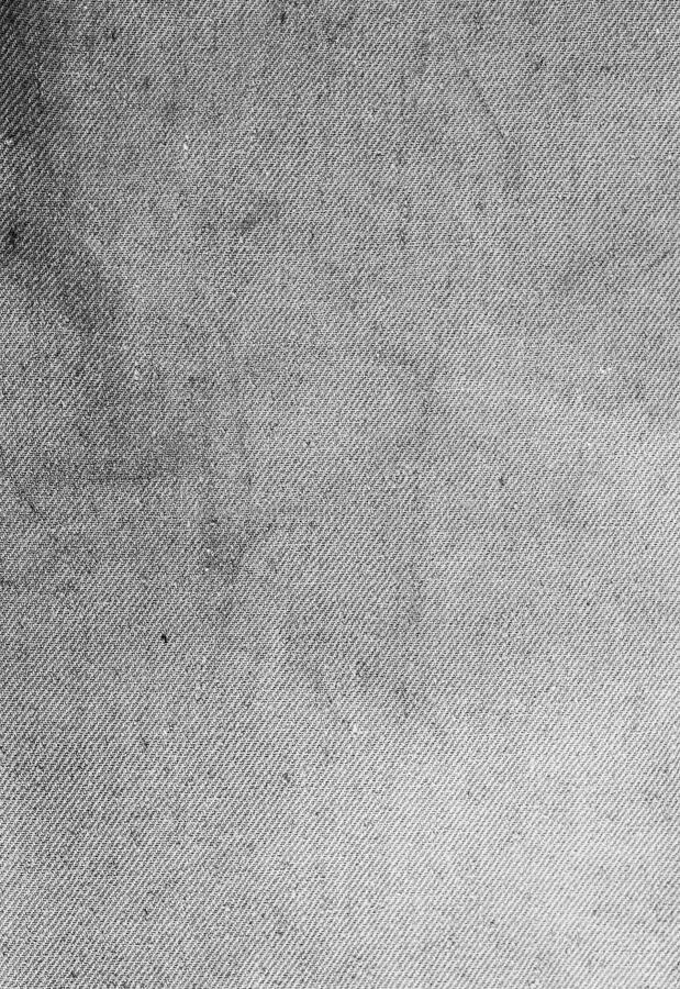 Old vintage rustic linen cloth textile texture background.  royalty free stock photo
