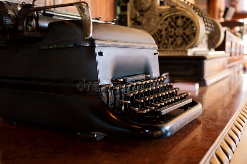 Download Old Vintage Typewriter Royalty Free Stock Photo - Image: 21398325