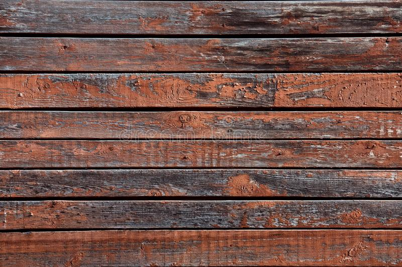 Old vintage wooden boards background royalty free stock image