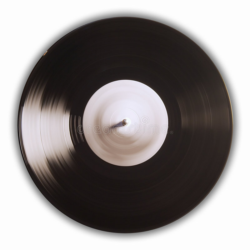 Download Old vinyl record stock image. Image of acoustic, bright - 8085801