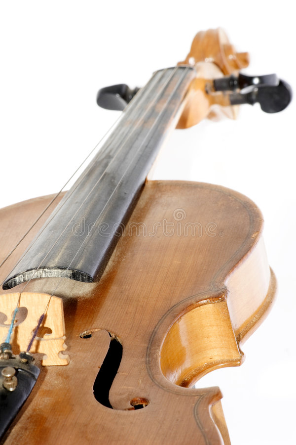 Download Old violin stock image. Image of composition, concert - 1712927