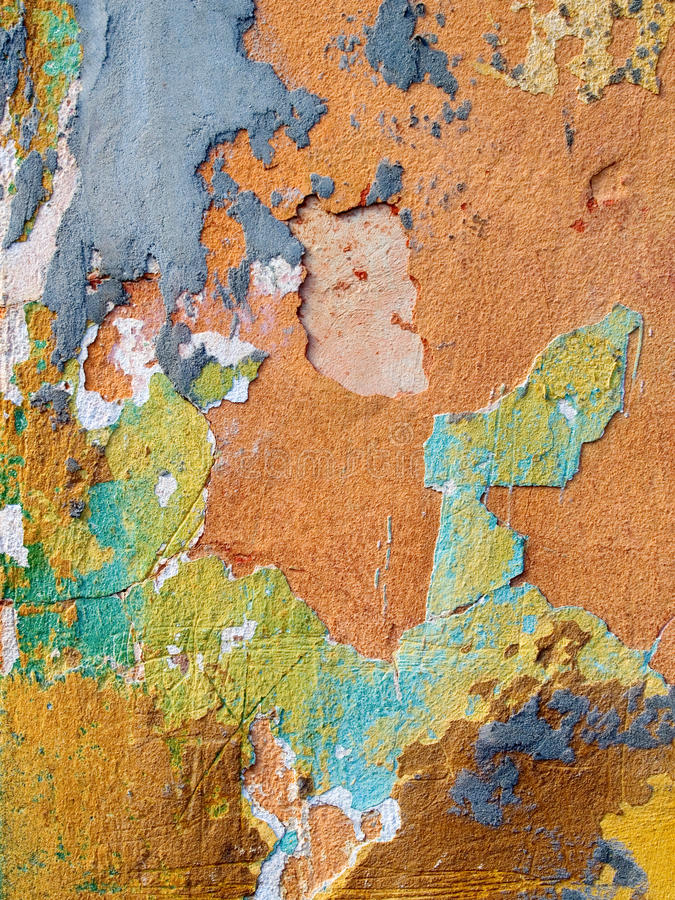 Download Old wall. stock photo. Image of chip, dappled, grungy - 23935432