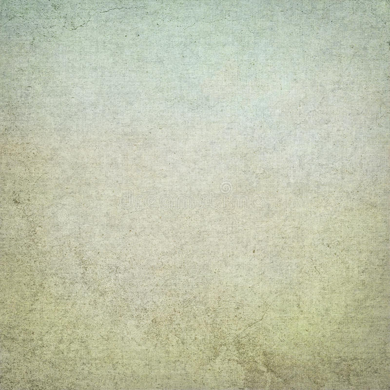 Old wall grunge background with delicate abstract texture and dirty paint stock image