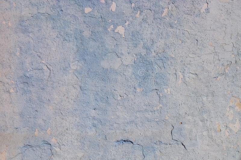 Old wall with lime whitewash stock images