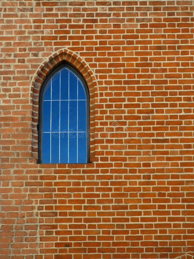 Download Old wall  and windows stock photo. Image of brickwall - 7565618