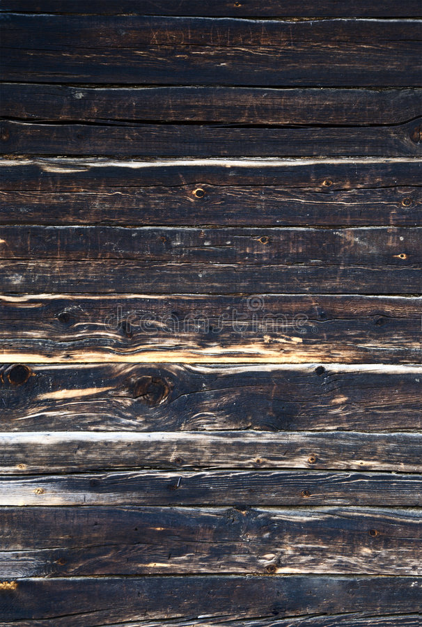 Old wall from wood stock images