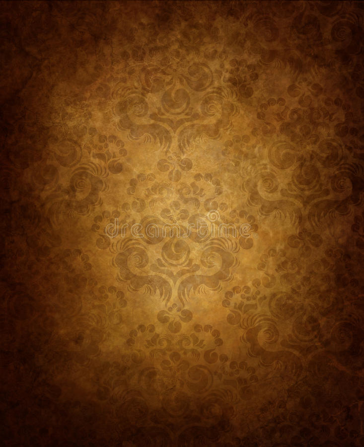 Free Old Wallpaper Royalty Free Stock Image - 10194036