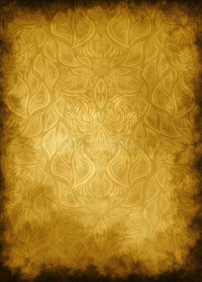 Free Old Wallpaper Stock Image - 10567921