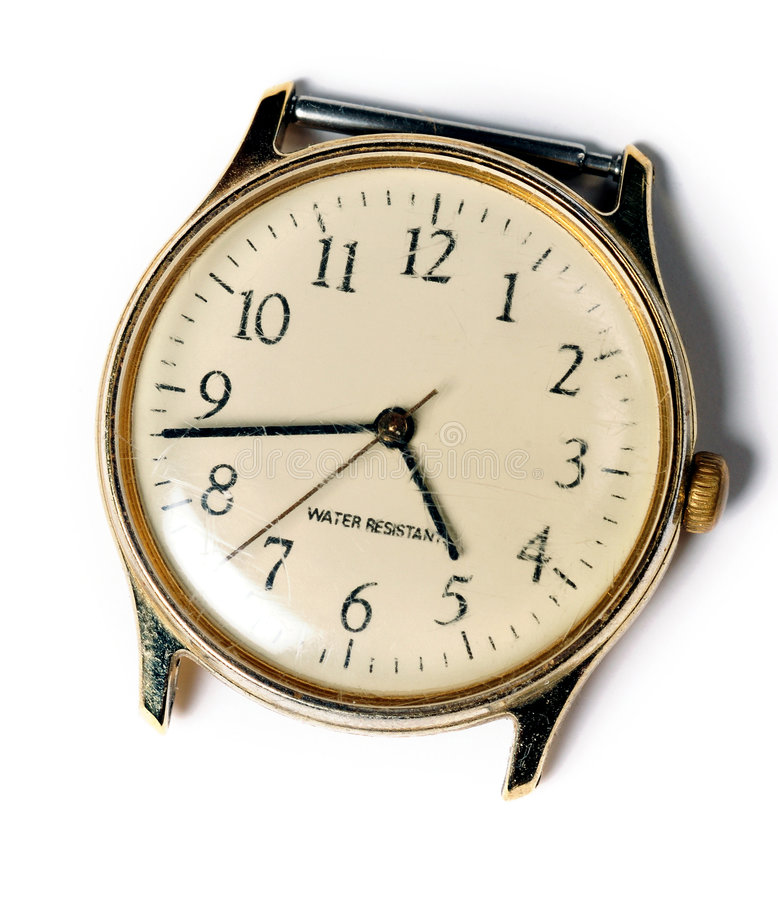 Free Old Watch Stock Photos - 5183193