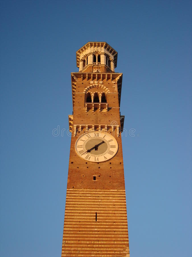 Old Watch Tower Royalty Free Stock Photography