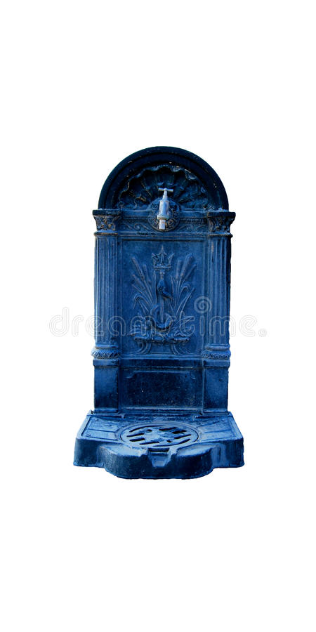 Old water fountain royalty free stock photo