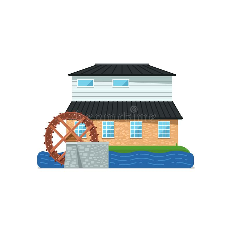 Water Mill Stock Illustrations 2 374 Water Mill Stock