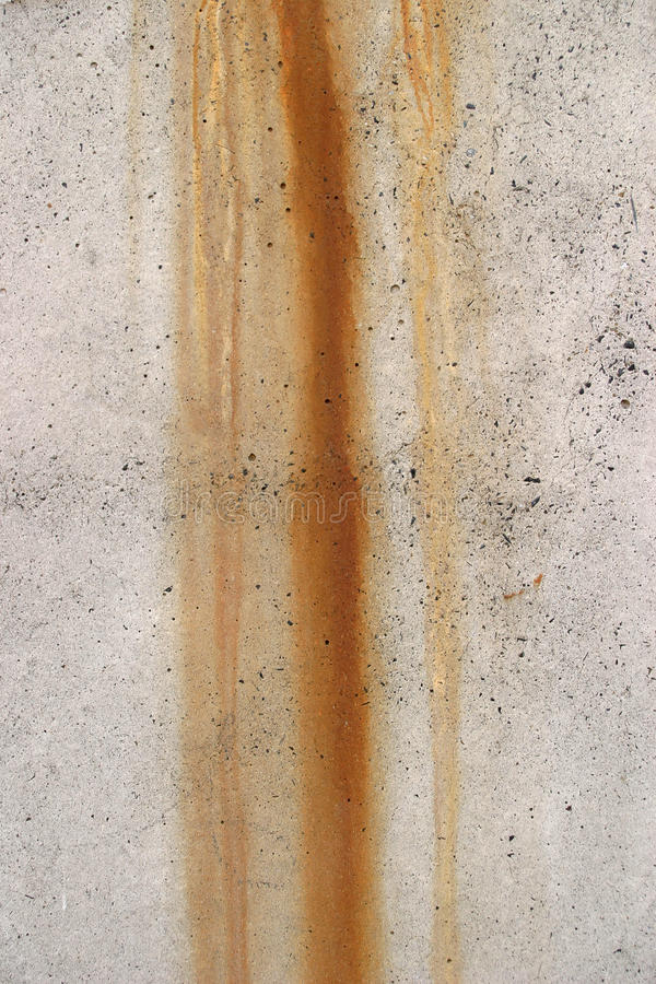 Old water stain royalty free stock photography