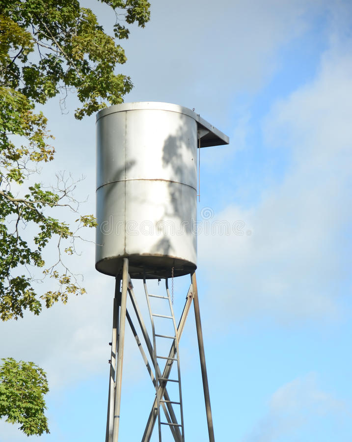 Download Old Water Tower Royalty Free Stock Photography - Image: 26288297
