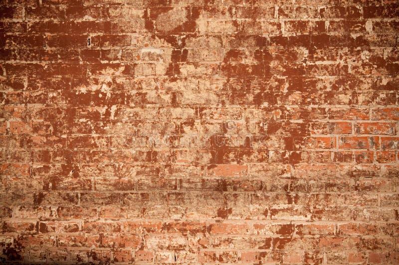 Old Weathered Brick Wall Stock Photos