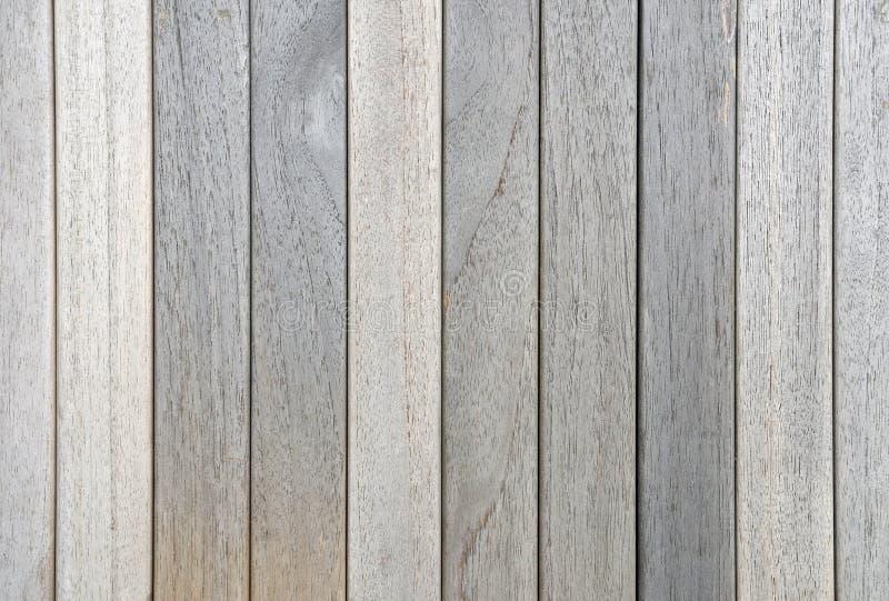 Old weathered teak stock image