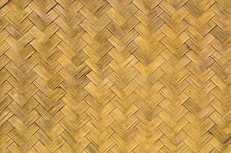 Download Old weave bamboo wall stock photo. Image of material - 17300252