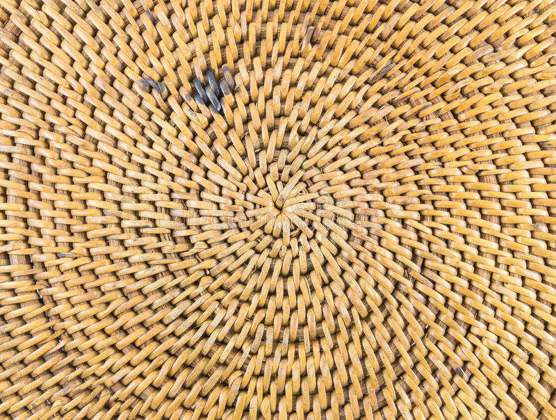 Old weave pattern royalty free stock photography