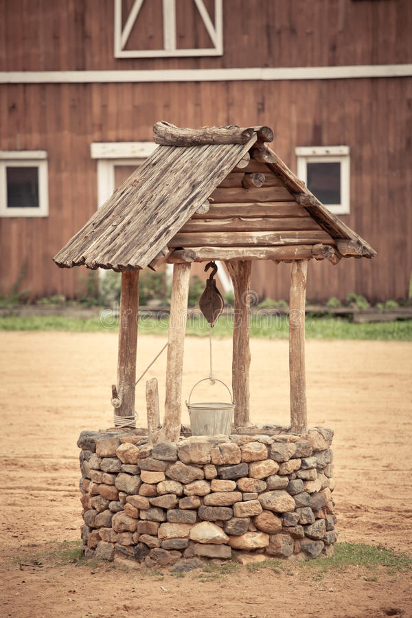 Download Old Well Stock Photos - Image: 28223553