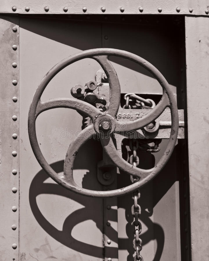 Download Old wheel stock image. Image of rust, wheel, bolts, rivets - 25162885