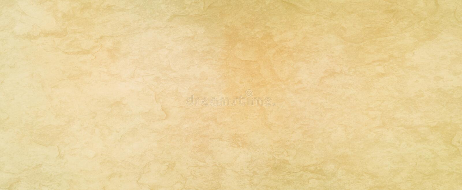 Old white background with yellow beige wrinkled distressed grunge texture, abstract vintage background or paper stock image