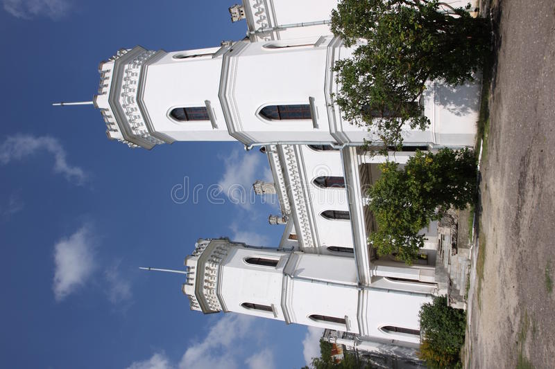 Download Old white castle stock image. Image of place, kharkov - 11744683